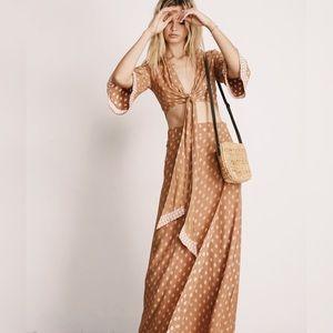 {faiththfull the brand} Bianca wrap top